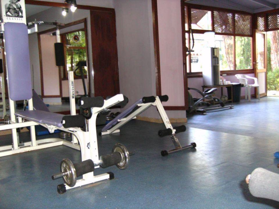 Trainingsraum Ulusoy Kemer Holiday Club