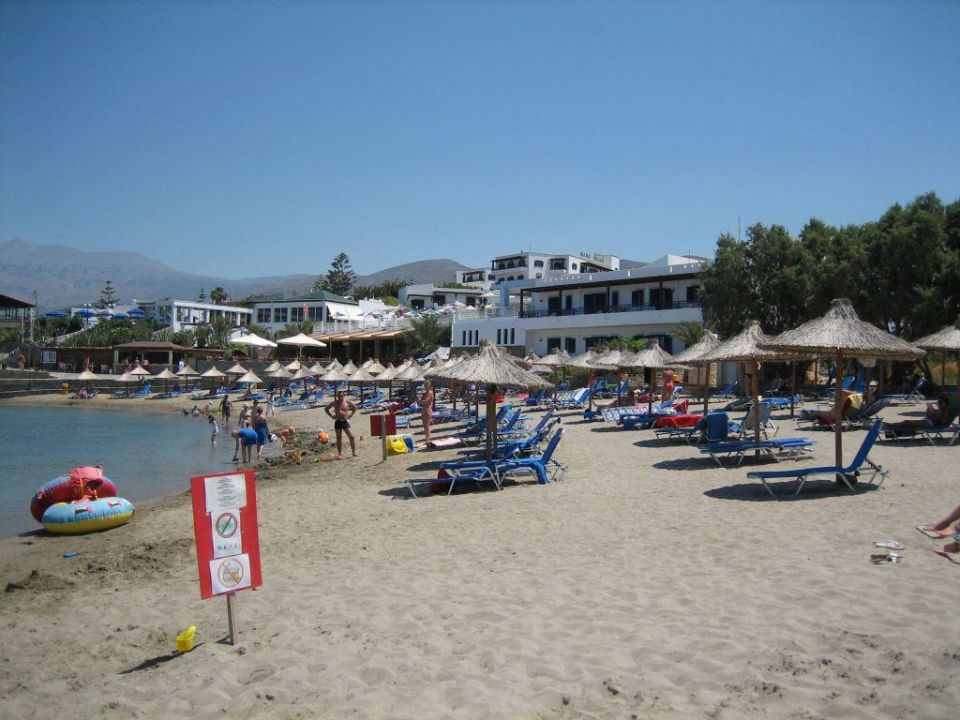 Grand Hotel Resort Chersonissos Kreta Griechenland