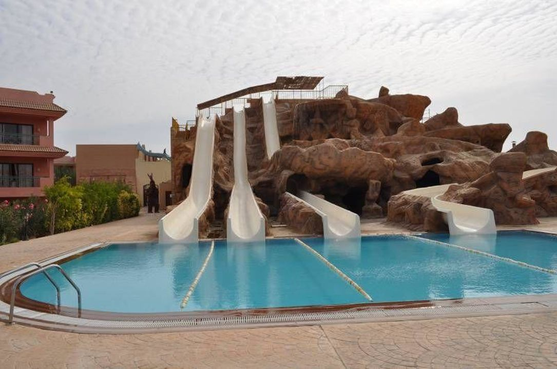 Zjeżdżalnia dla dorosłych Parrotel Aqua Park Resort