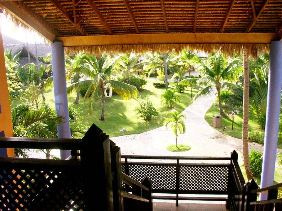 Ausblick zur Hotelanlage Punta Cana Princess All Suites Resort & Spa