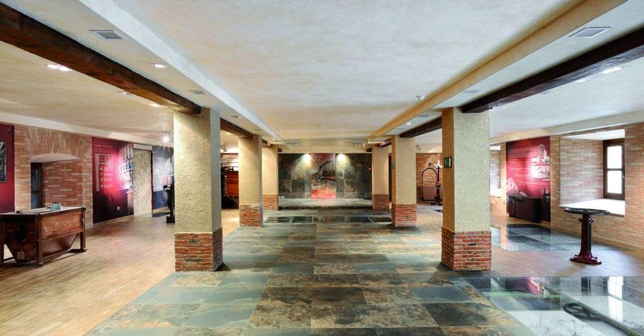Sala del Canal Marques De La Ensenada