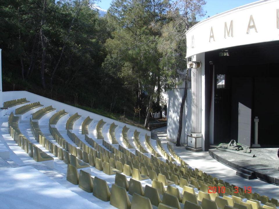 Das Amphitheater Amara Dolce Vita Luxury
