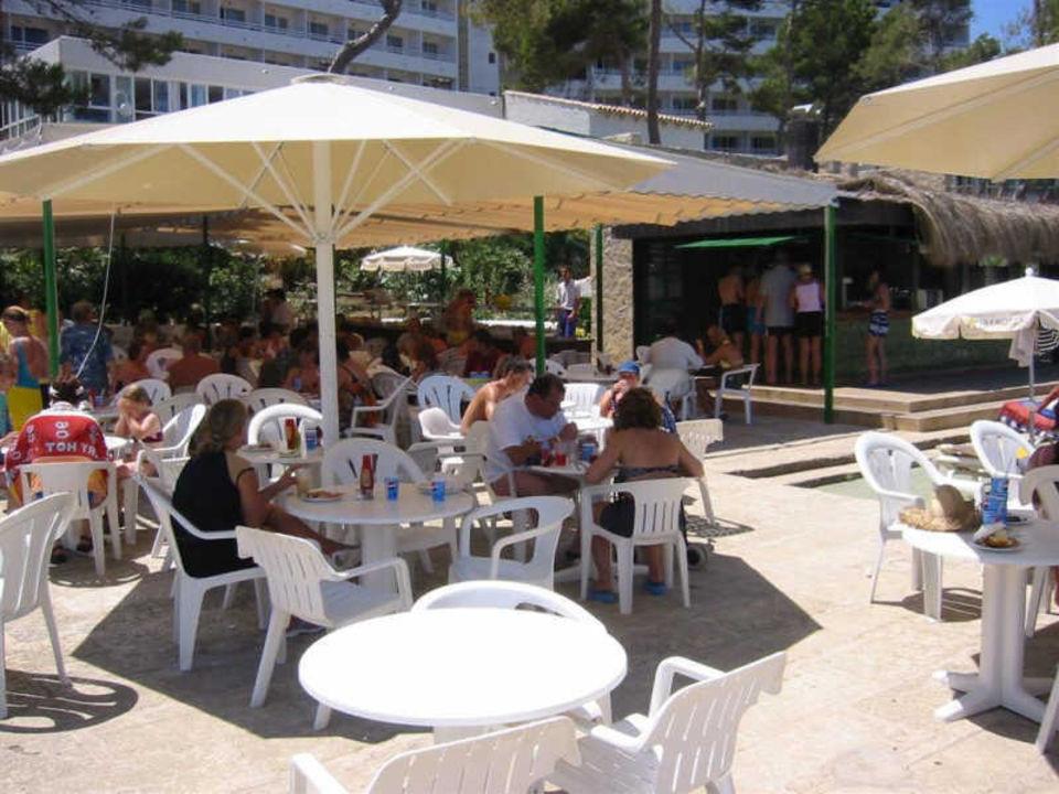 Poolbuffet - Iberostar Carolina Hotel Roc Carolina