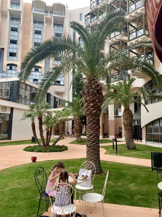 Gartenanlage Limak Limra Resort