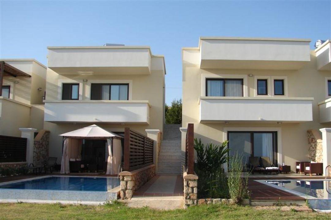 Villenansicht Hotel Al Mare Villas