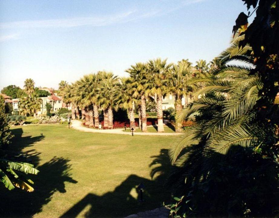 Club Mega Saray - Gartenanlage Club Mega Saray