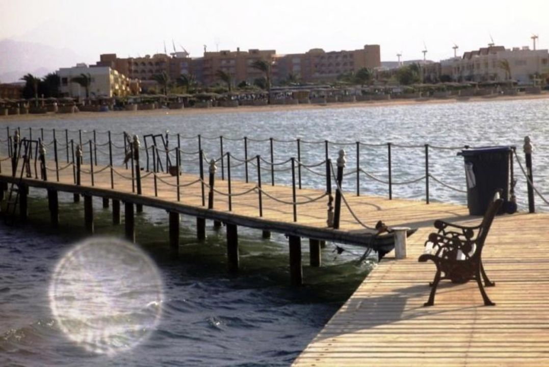 blick vom steg-calimera hurghada Movie Gate Golden Beach Hurghada