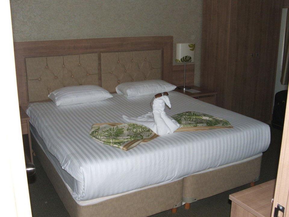 Deko im Schlafzimmer Innvista Hotels Belek