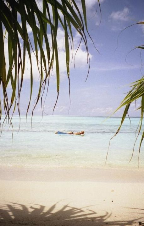 Treiben lassen Meeru Island Resort & Spa