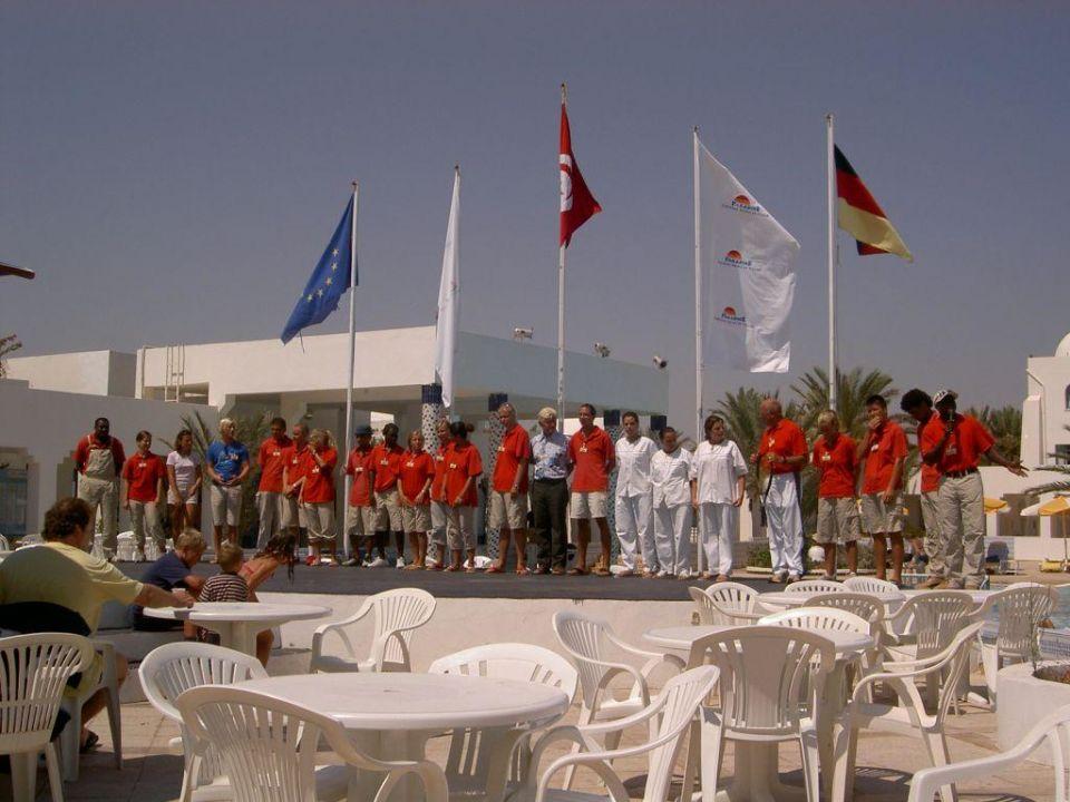 Animateure Hotel Djerba Paradise Resort