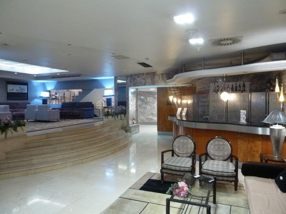 Lobby Hotel Travel Park Lisboa