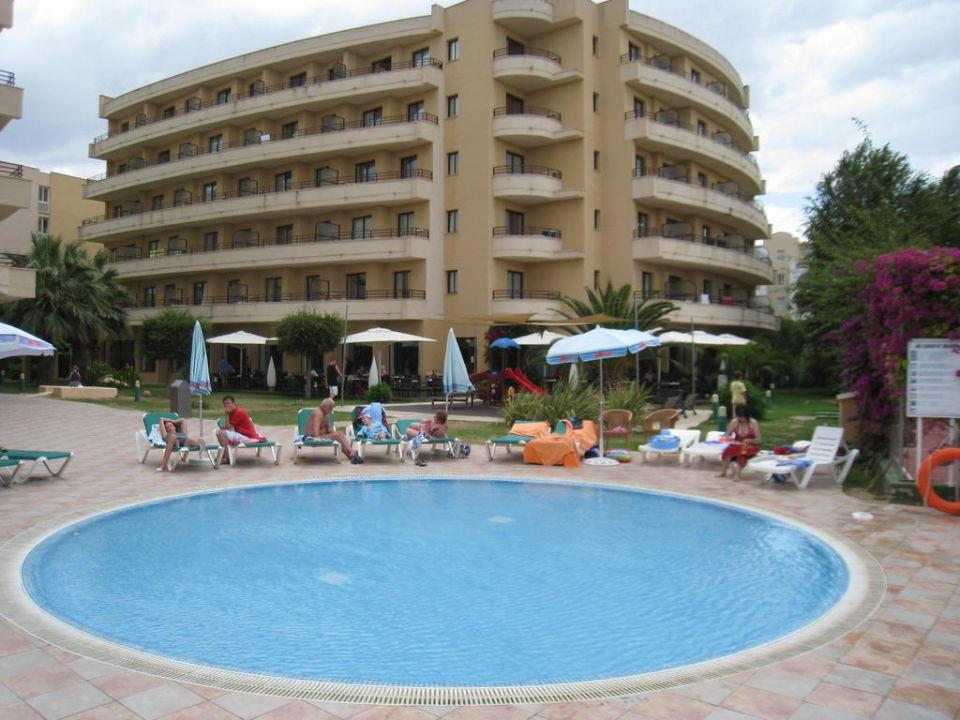 Haus 3 Und Kinderpool Allsun Hotel Orient Beach