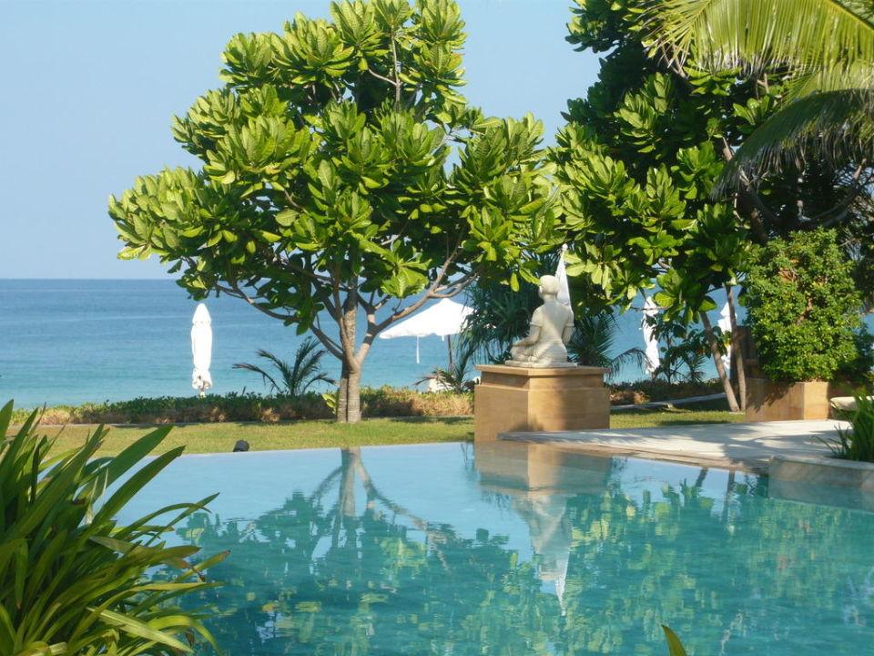 Ein toller Sonnenuntergang Hotel Layana Resort & Spa