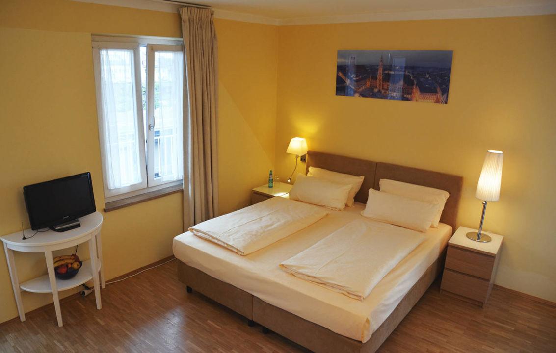 Apartment Hotel Lex im Gartenhof