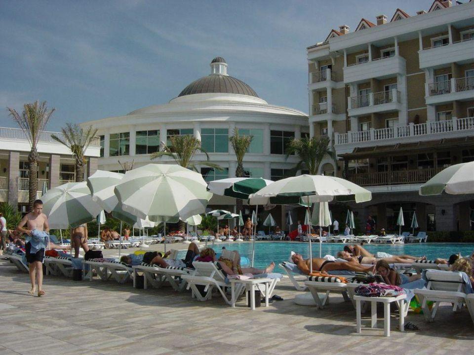 Hotelanlage Trendy Aspendos Beach Hotel