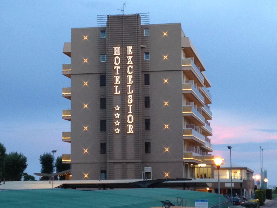 Hotel Excelsior Italien