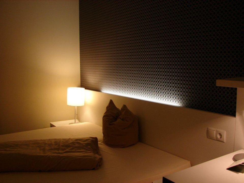 Bett Mit Indirekter Beleuchtung Hotel Harryu0027s Home Dornbirn