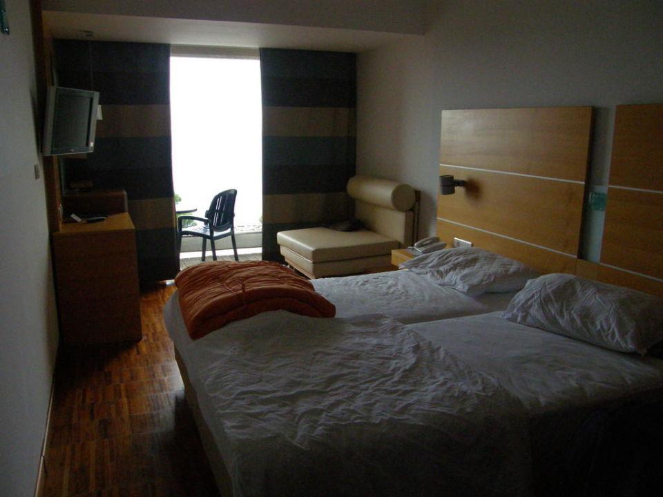Zimmer mit Meerblick Bluesun Hotel Soline