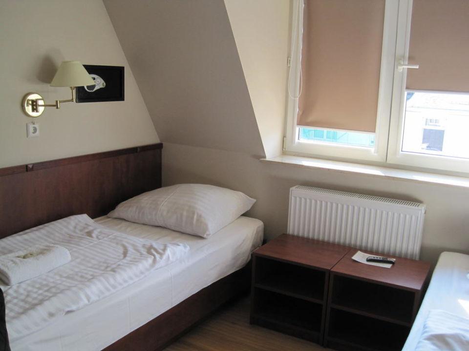 Doppelzimmer  Hotel Hamburg Altona