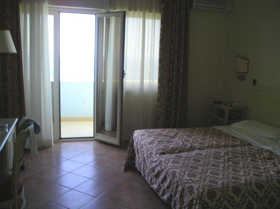 Zimmerbeispiel Hotel Santa Lucia e Le Sabbie d'Oro