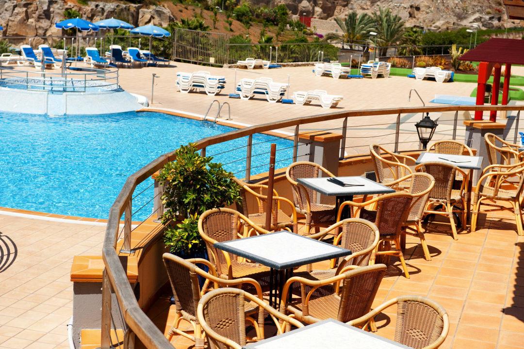 Pool bar Hotel Mirador del Atlantico