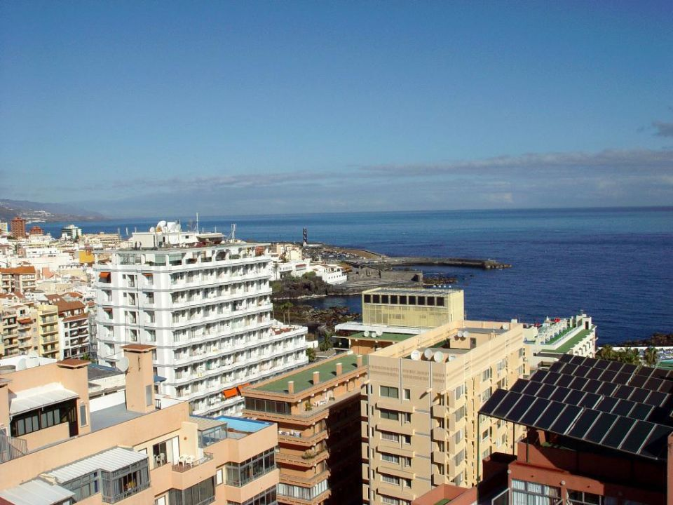 Bild landseitenblick von hotel atlantis zu sol costa atlantis in puerto de la cruz - Hotel atlantis puerto de la cruz ...