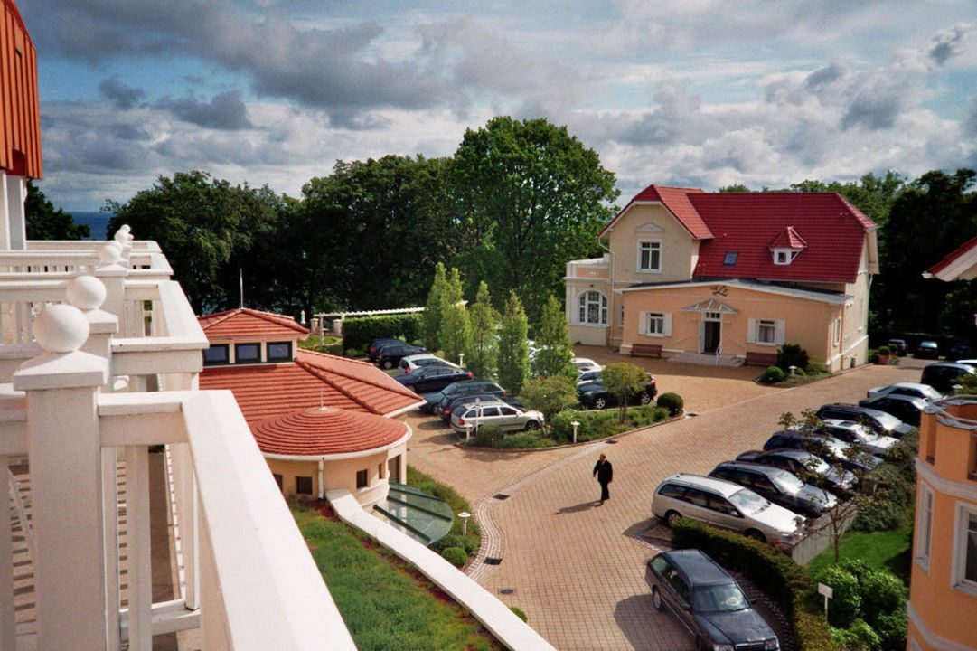 Der stets präsente Hoteldirektor  Hotel Travel Charme Nordperd