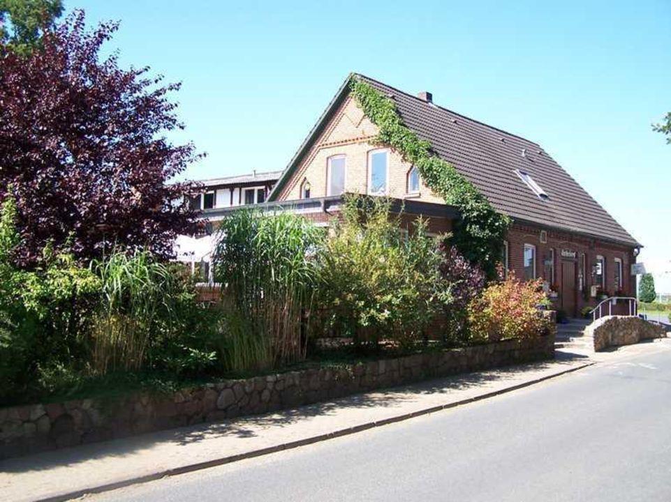 Eingang Gasthaus Katerberg