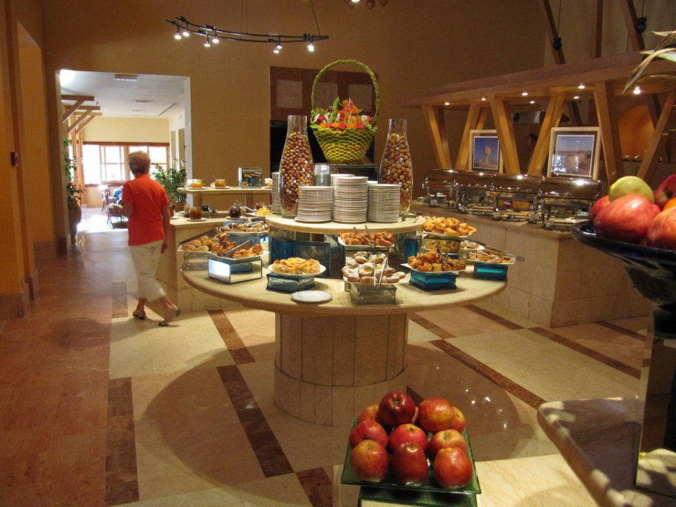 Frühstücksbuffet Steigenberger Golf Resort El Gouna