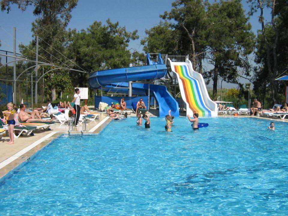 Pool Linda Resort Hotel
