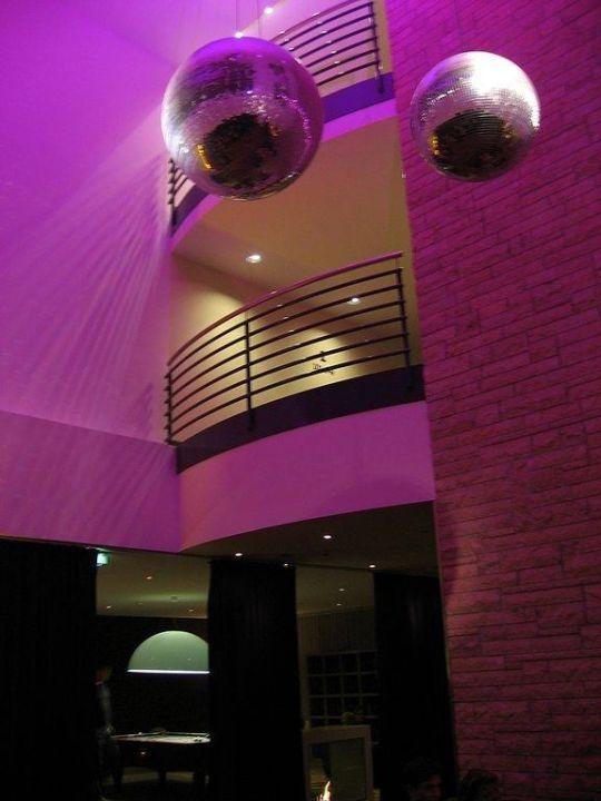 Lobby pentahotel Eisenach