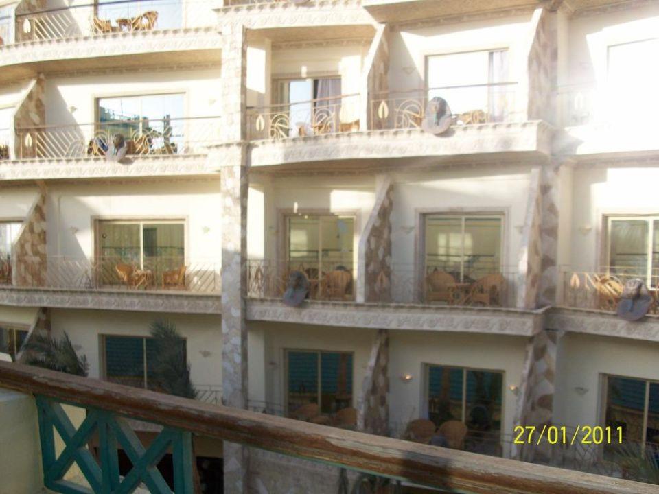 S nomera Hotelux Marina Beach Hurghada
