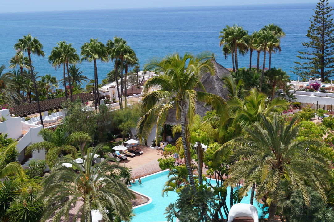 Innenpool hotel jardin tropical costa adeje for Hotel puravida jardin tropical