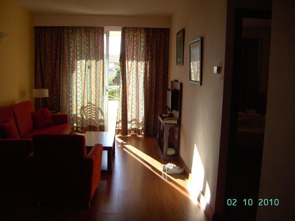 Zimmer Aparthotel Tropicana & Trebol