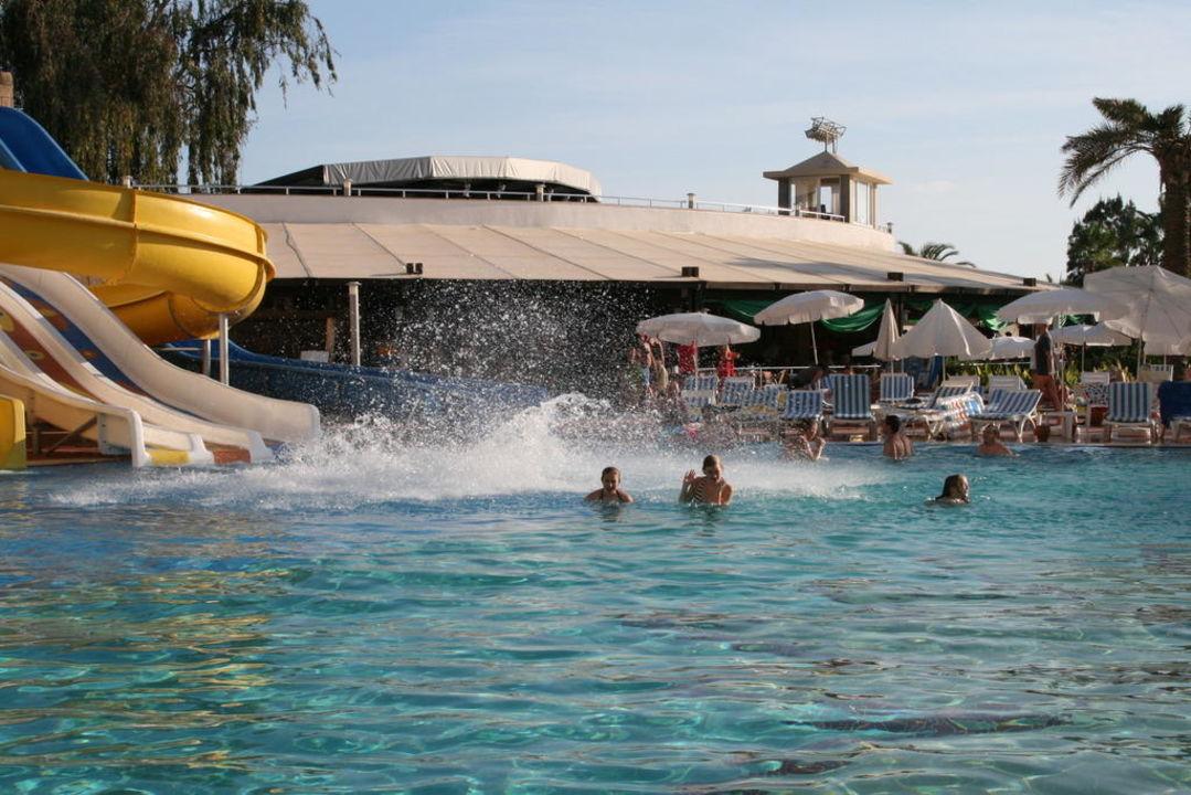Poolanlage Kirman Leodikya Resort