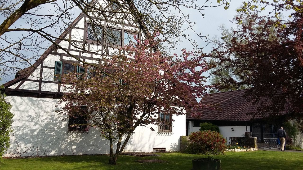 Garten Hotel Don Bosco Haus Friedrichshafen Holidaycheck Baden