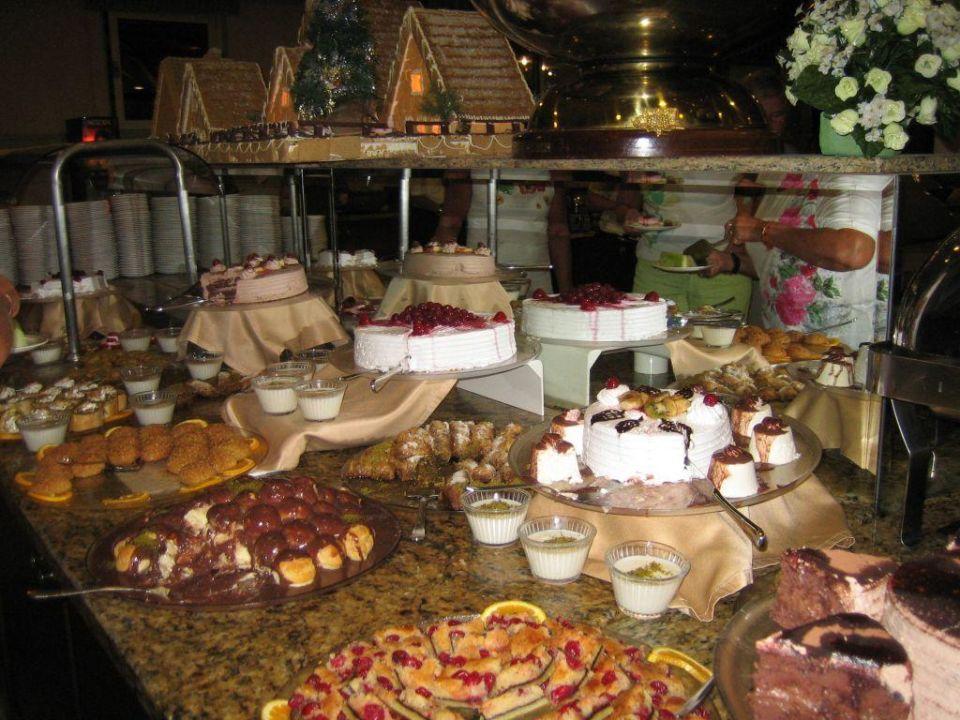 Buffetrestaurant Fame Residence Kemer