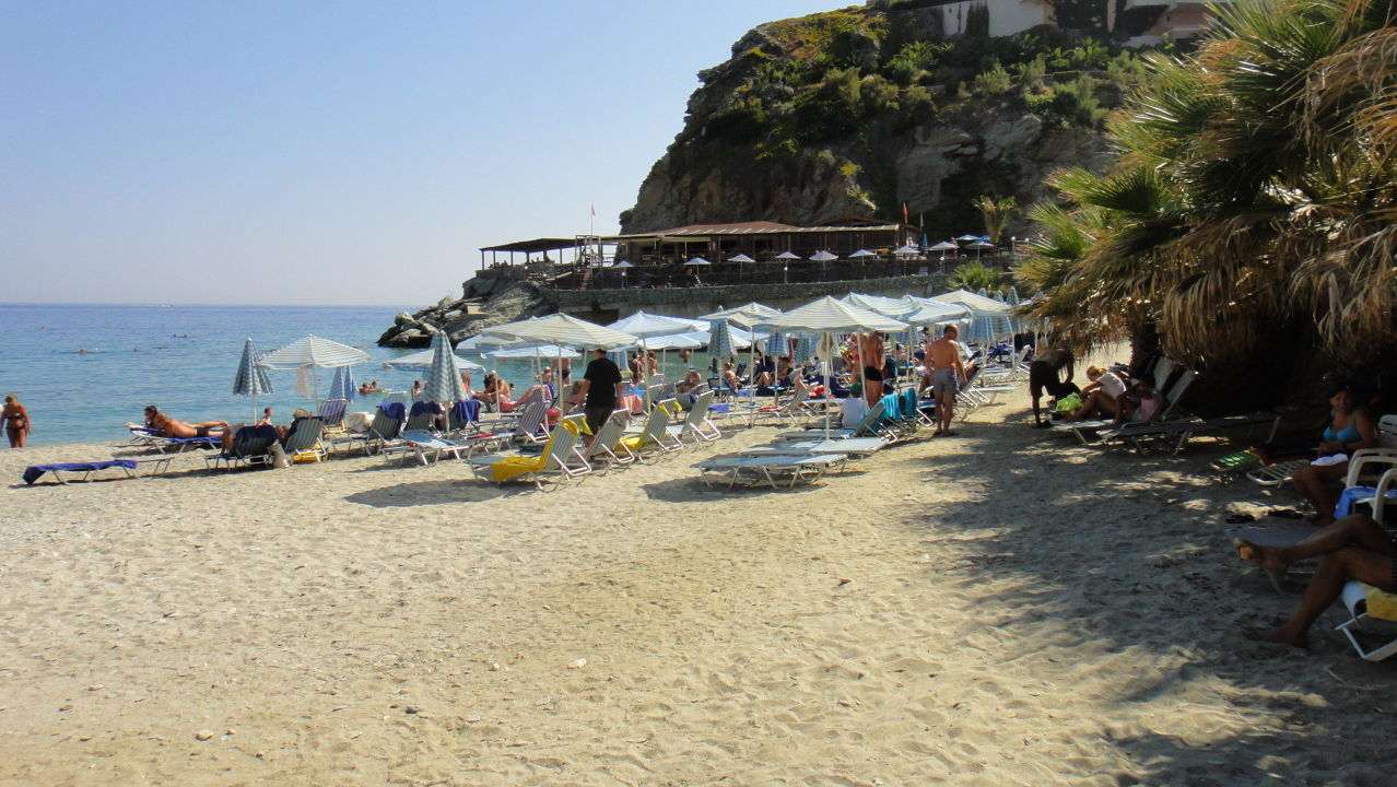 Plaża MADE Spiros & Soula Apartments