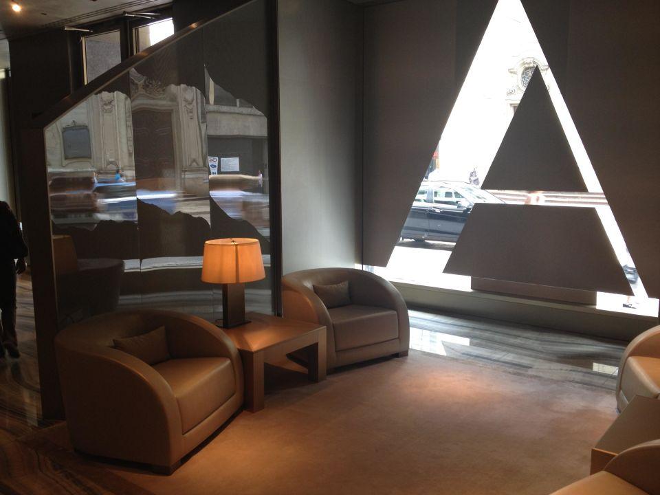 Armani Entry Lounge  Hotel Armani Milano