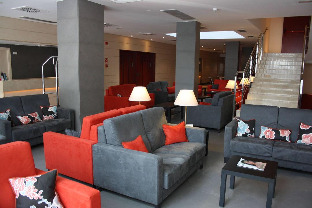 Lobby Sunotel Club Central
