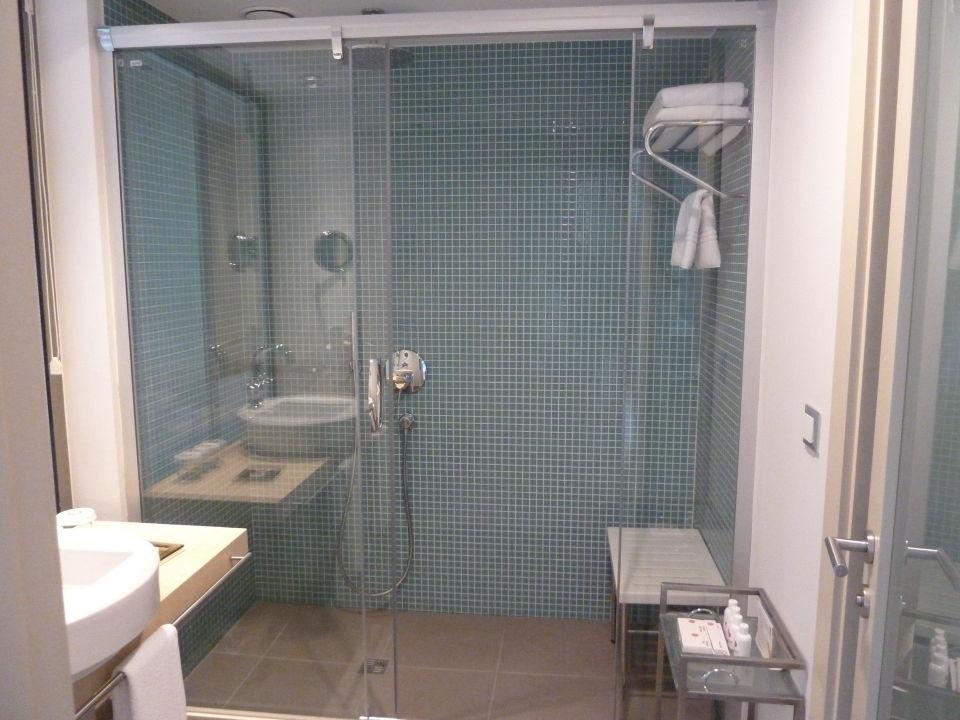 Die Neue Dusche Barut Lara Lara Holidaycheck Turkische Riviera
