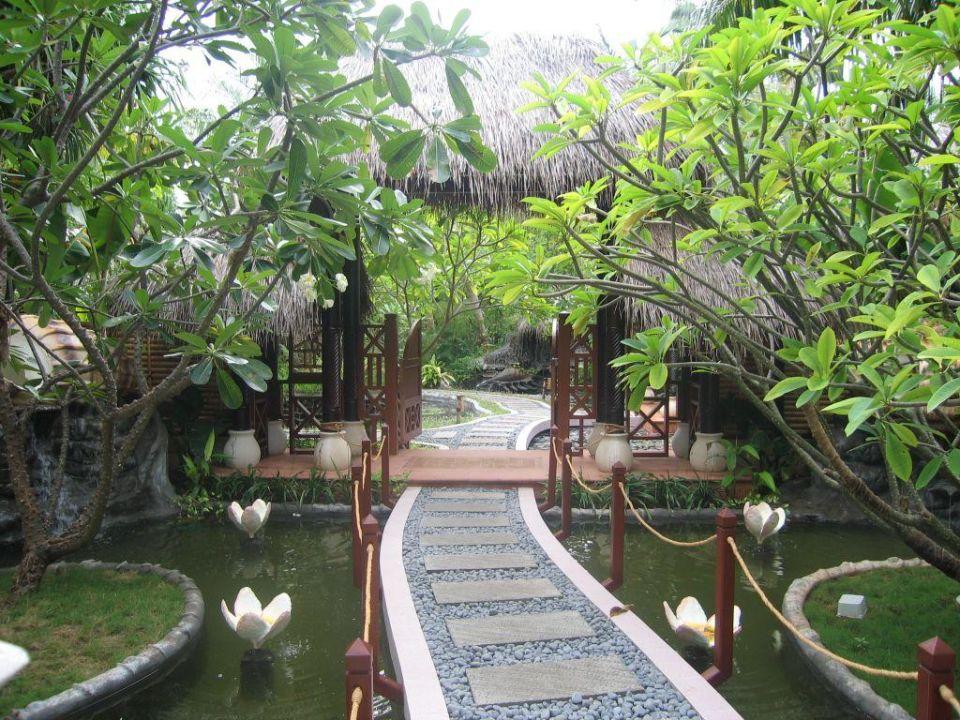 Spa-Anlage Sun Island Resort & Spa