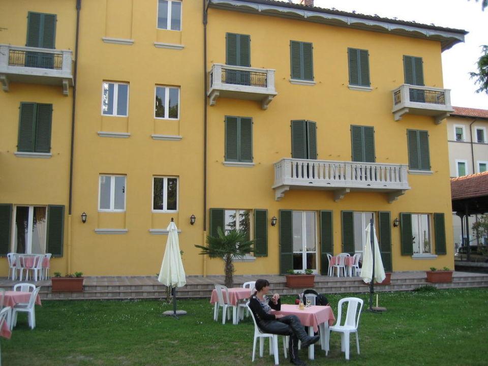 Piemont 2008 Hotel Villa San Maurizio