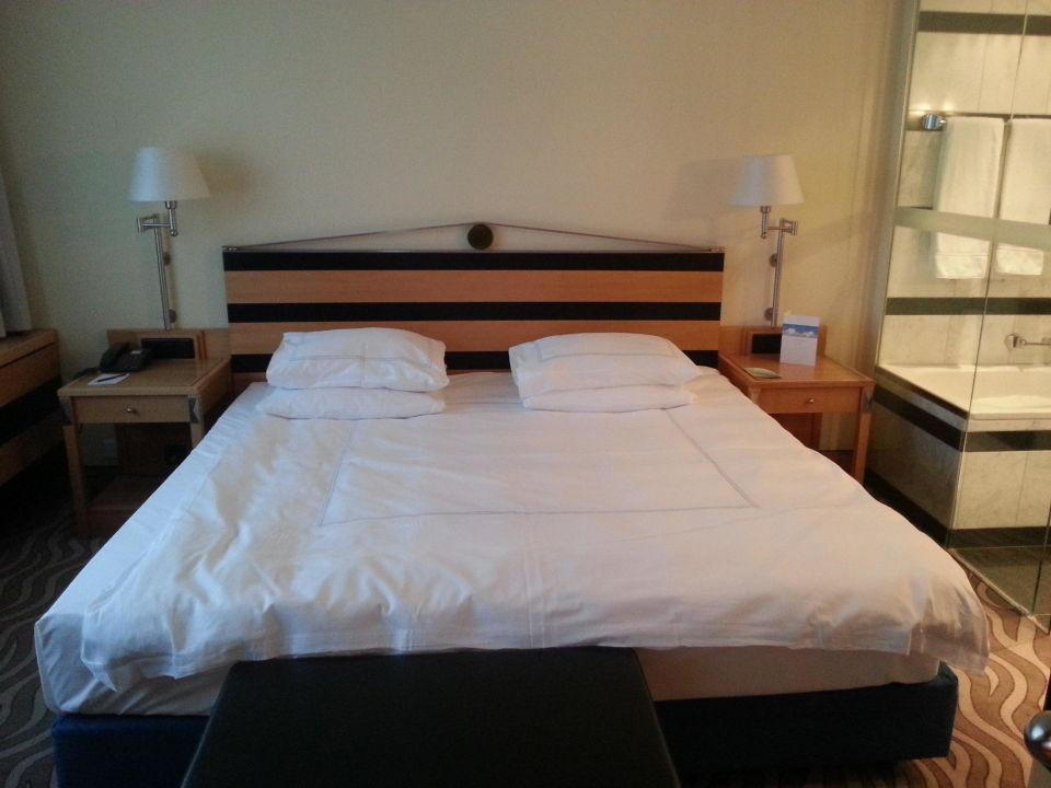 "suite 2020 - king size bett"" hotel swissotel zürich in zürich, Hause deko"
