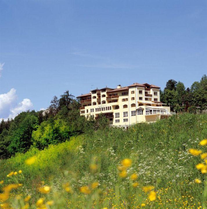 Aussenaufnahme Hotel Alpenflora