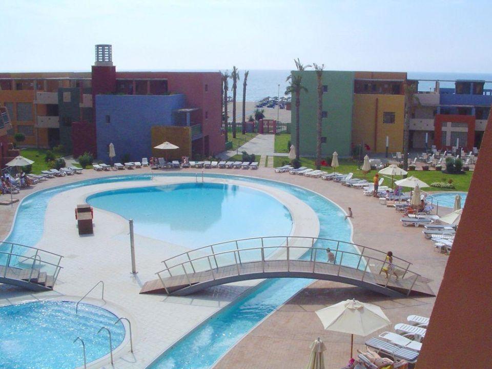 Pool Protur Roquetas Hotel & Spa