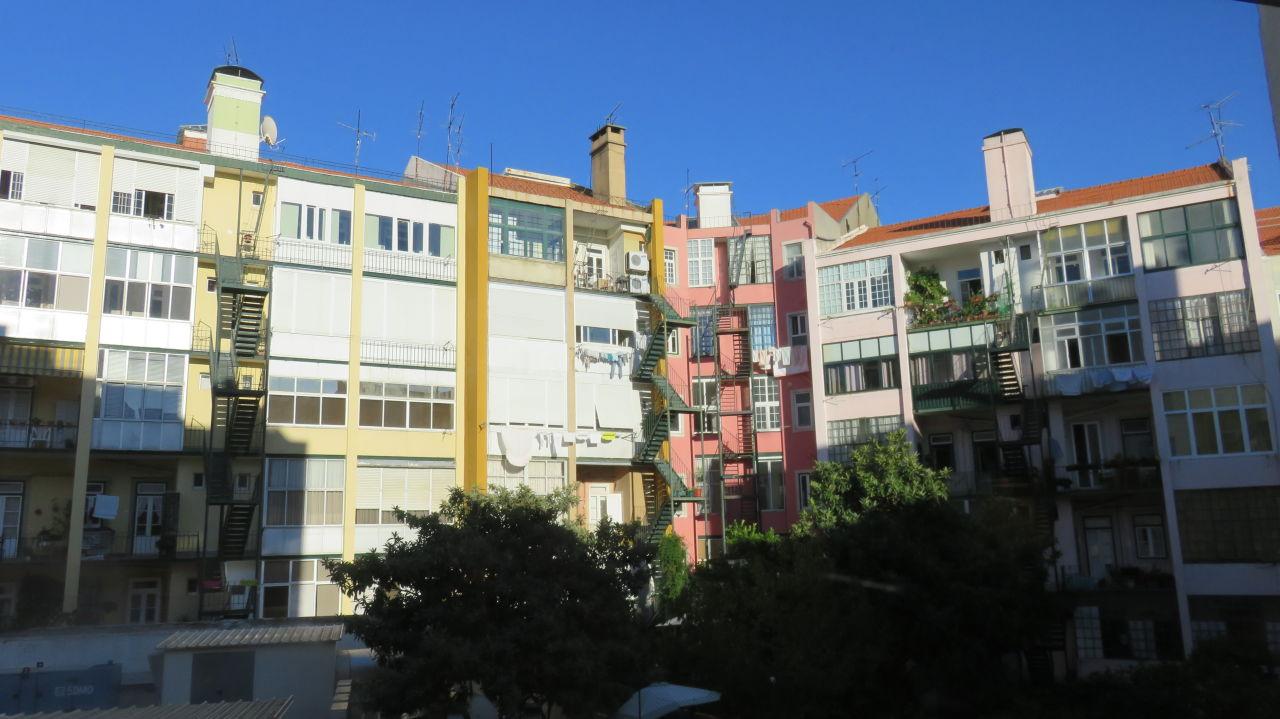 Ausblick Hotel Travel Park Lisboa