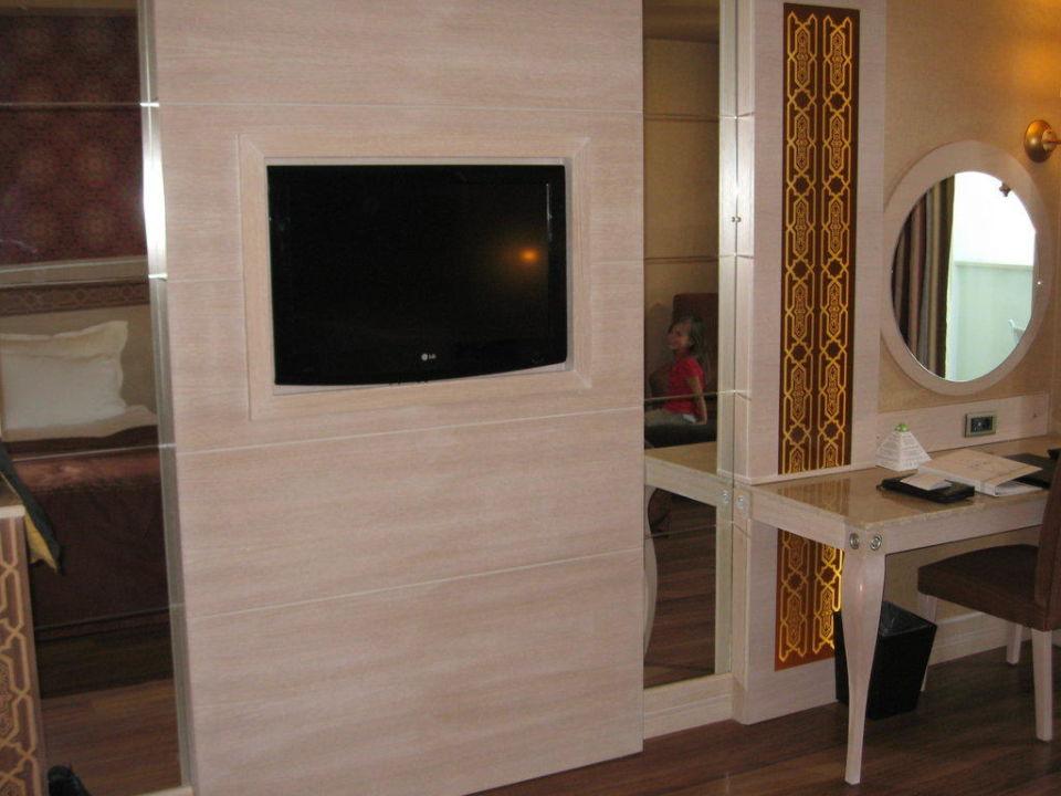 Familienzimmer Kinderteil Hotel Güral Premier Tekirova