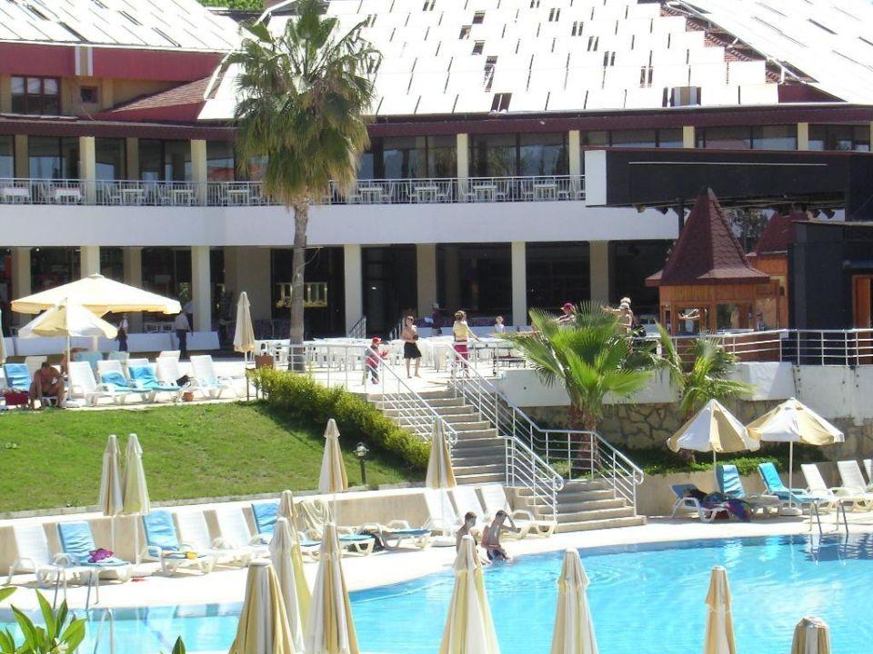 Haupthaus Horus Paradise Luxury Resort & Club