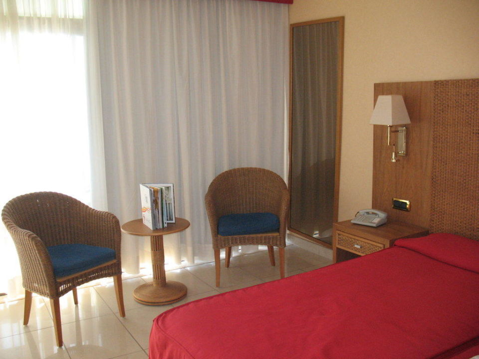 Innenansicht Hotel Dunas Don Gregory - Adults only